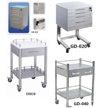 Mobile Single Cabinet and Trolley Dental Furniture